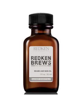 Redken Brews Men's Beard Oil 30ml by Redken