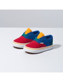 Toddler Primary Block Era by Vans