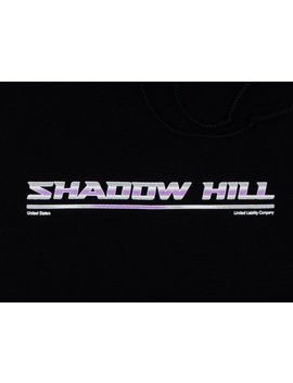 Black Chrome Pullover by Shadow Hill