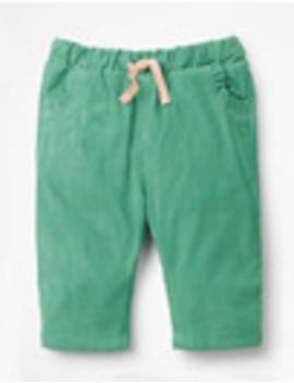 Pretty Pocket Cord Trousers by Boden