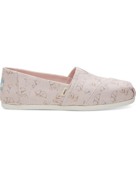 Year Of The Pig Canvas Women's Classics by Toms