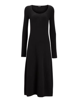 Jahan Wool Stretch Dress by Joseph