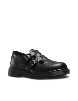 Youth 8065 Leather by Dr. Martens