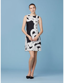 Pia Shift Dress by Dvf