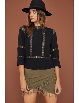 Lima Blouse by Lovely Pepa Collection