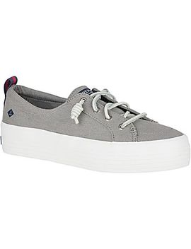 Women's Crest Triple Sneaker by Sperry