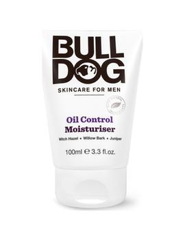 Bulldog Oil Control Moisturiser 100ml by Bulldog Skincare For Men