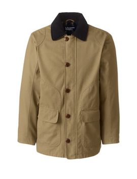 Men's Barn Coat by Lands' End