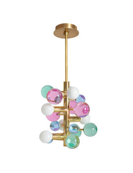 Globo Five Light Chandelier by Jonathan Adler