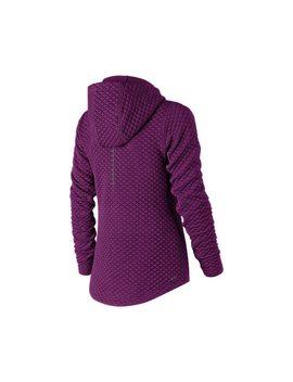 Nb Heat Loft Asym Jacket by New Balance