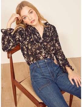 Charly Top by Reformation