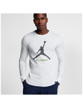 Jordan Retro 13 Altitude Long Sleeve T Shirt by Men's