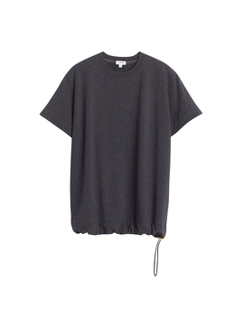 French Terry Drawstring Tee by Cuyana