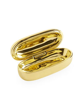 Brass Ambien Pill Box by Jonathan Adler