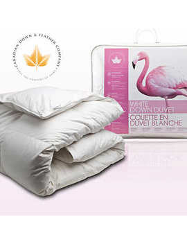 Canadian Down & Feather Company White Duck Down Regular Duvet by Costco