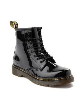 Girls Youth Dr. Martens 1460 8 Eye Patent Boot by Dr. Martens