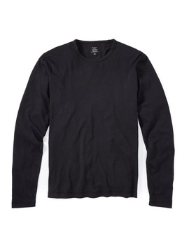 Supima Air Knit Ls Tee by Huckberry