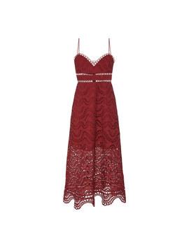 Jaya Wave Bodice Dress by Zimmermann