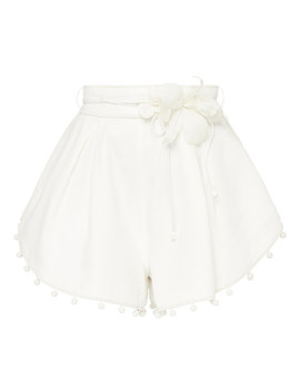 Bauble Shorts by Zimmermann