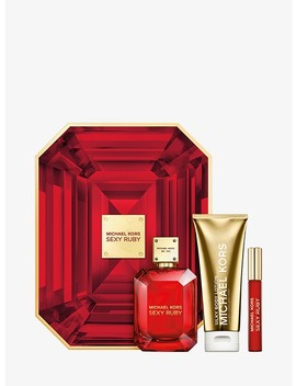 Sexy Ruby Gift Set by Michael Kors