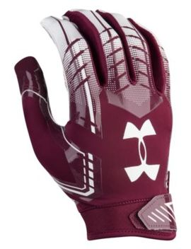 Under Armour F6 Football Gloves   Men's by Under Armour