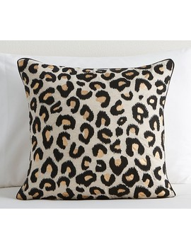 The Emily & Meritt Leopard Sham by Pottery Barn Kids