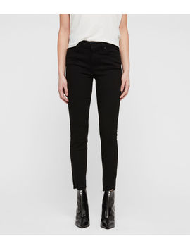 Jeans Ankle Fray Skinny Jeans by Allsaints