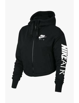 Air Full Zip Fleece Hoodie by Nike
