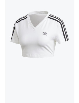 Cropped Tee by Adidas Originals