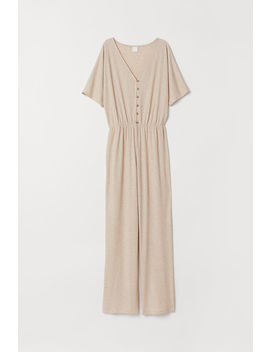 Gerippter Jumpsuit by H&M