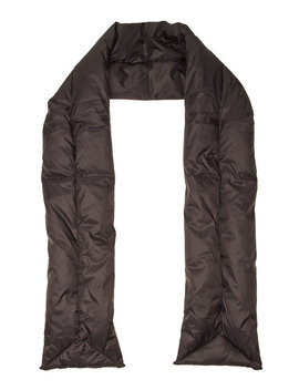 Scarf With Down Filling by Acne Studios
