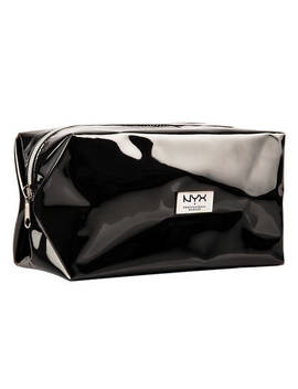 "Large Vinyl Zipper Makeup Bag              <Span Class=""Product.Sample.Minicart.Class.Variationdetails""></Span> by Nyx Cosmetics"