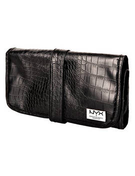 "Black Croc Brush Roll              <Span Class=""Product.Sample.Minicart.Class.Variationdetails""></Span> by Nyx Cosmetics"