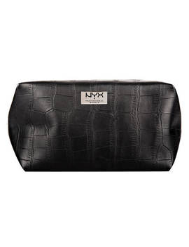 "Black Croc Cosmetic Bag              <Span Class=""Product.Sample.Minicart.Class.Variationdetails""></Span> by Nyx Cosmetics"