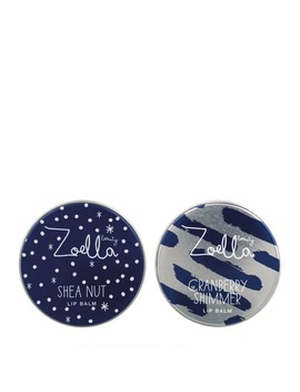 Zoella Star Glazer Lip Balms 2 X 8g by Zoella Beauty