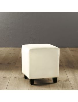 Cooper Upholstered Cube by Ballard Designs