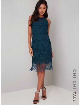 Chi Chi Tall Merida Dress by Chi Chi London