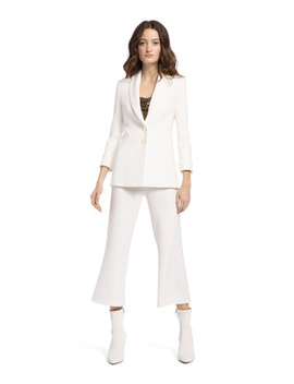 Tana Shawl Collar Blazer by Alice And Olivia