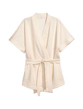 Kimonobluse by H&M