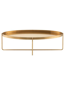 """Cosima Coffee Table, Gray by [""""Caracole""""]"""