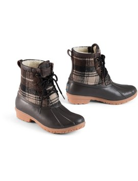 Pendleton Boot   Plaid Duck Boots   Women's by Rei