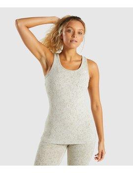 Fleur Texture Vest by Gymshark