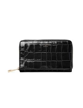 Midi Continental Clutch Zip Wallet by Aspinal Of London