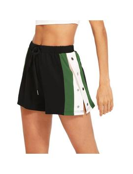 Hint On Green Shorts by Dog Dog