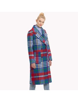 Classic Wool Topcoat by Tommy Hilfiger