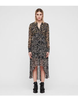 Liza Asa Dress by Allsaints