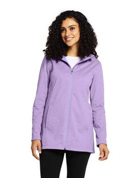 Women's Water Resistant Fleece Coat by Lands' End