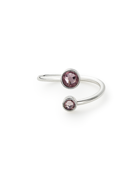 Birth Month Ring Wraps With Swarovski® Crystals by Alex And Ani
