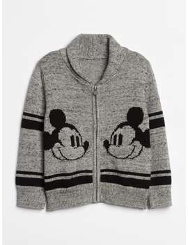 Baby Gap | Disney Mickey Mouse Cardigan Sweater by Gap