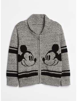 Baby Gap | Disney Mickey Mouse Cardigan Sweater by Gap